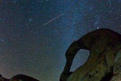 Geminid Meteor Shower 2010