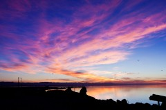 Salton Sea Sunrise